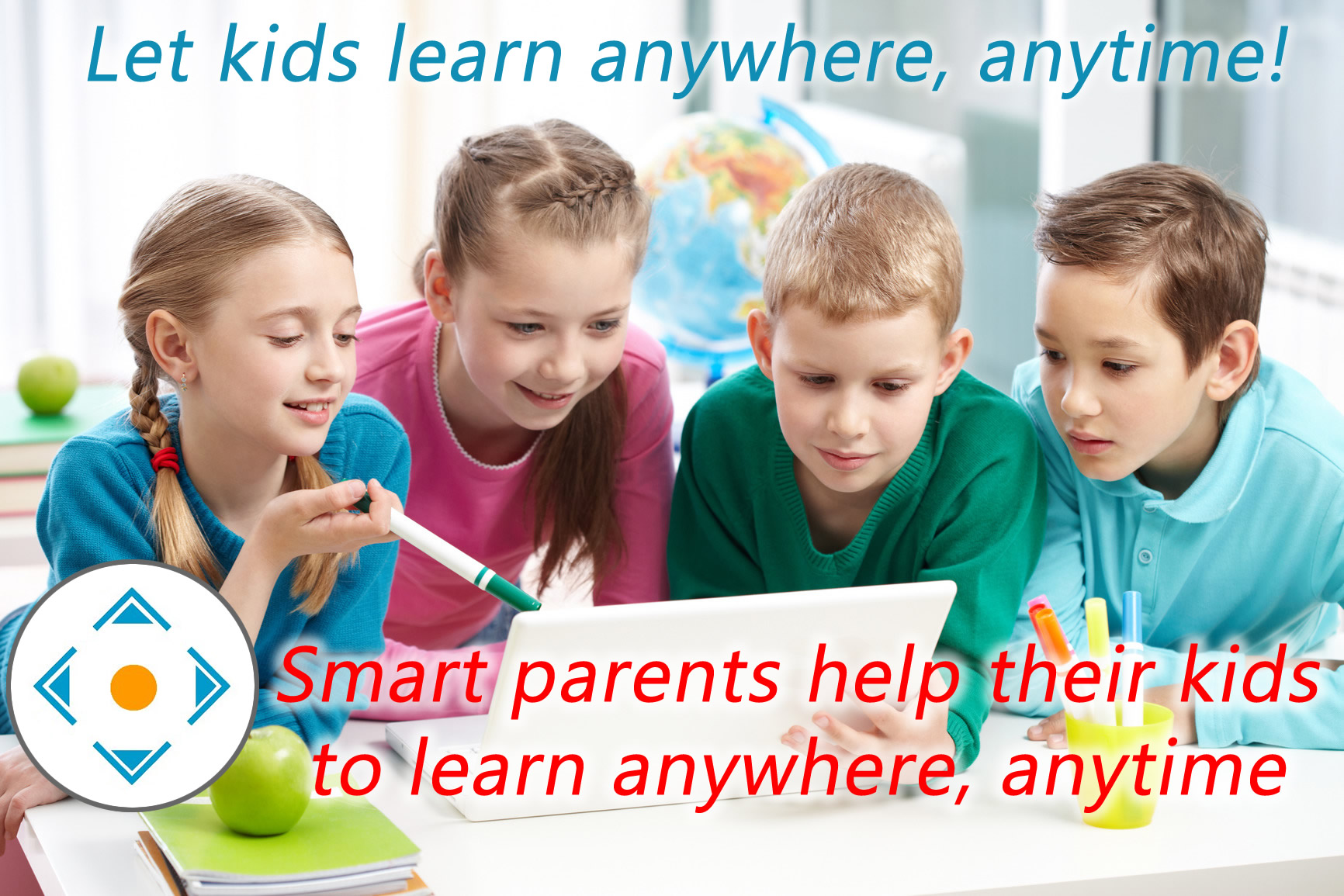 Alveol Academy - Smart Parents help kids to learn anywhere anytime